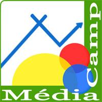 Logo Média Camp