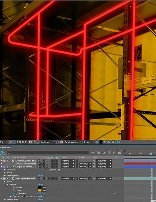 Motion design sous After Effect CC 2015